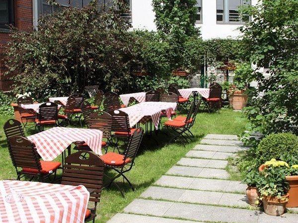 Restaurant Mit Garten In Berlin Mieten Partyraum Und