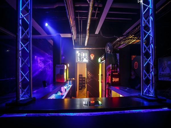 stylischer night club mit zwei floors in ludwigsburg asperg mieten partyraum und. Black Bedroom Furniture Sets. Home Design Ideas