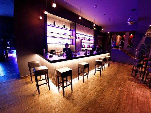 Exklusiver Club in den Quadraten in Mannheim mieten