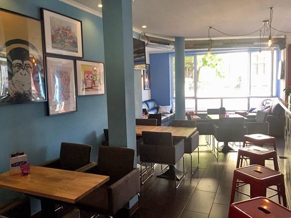 steam caf bar in freiburg mieten partyraum und eventlocation partyraum. Black Bedroom Furniture Sets. Home Design Ideas