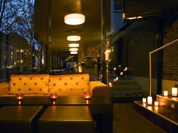 Designhotel am stadtgarten in freiburg mieten partyraum for Freiburg design hotel