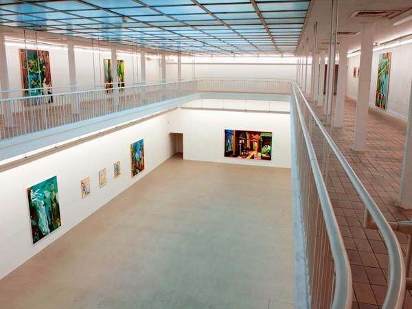 neue eventlocation kunstverein freiburg partyraum. Black Bedroom Furniture Sets. Home Design Ideas